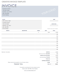 Template Of A Invoice 55 Free Invoice Templates Smartsheet