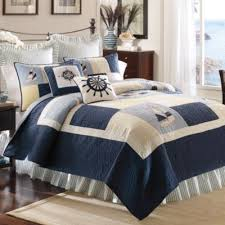 Buy Nautical Twin Bedding from Bed Bath & Beyond & Sailing Twin Bed Skirt Adamdwight.com