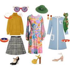 Retro šaty 60 Léta Modní Peklo