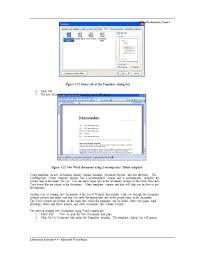 laboratory exercise microsoft word basics office laboratory exercise 4 microsoft word basics office productivity tools 1 figure 4 12 memo tab