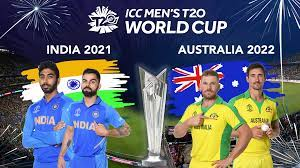 Men's T20WC 2021 in India, 2022 in ...