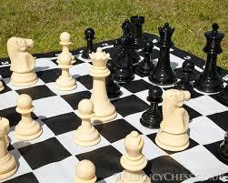 garden chess set. Garden Chess Set ,