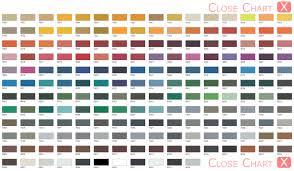 Rustoleum Combicolor Colour Chart Combi Color Metal Paint