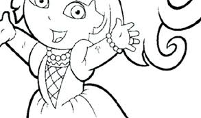 Coloring Dora Doraemon Love Coloring Pages Iifmalumniorg