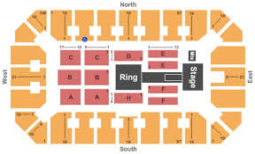 Calgary Rodeo Seating Chart Stampede Corral Tickets In Calgary Alberta Stampede Corral