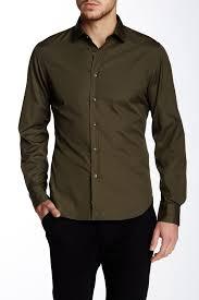 Todd Snyder Size Chart Todd Snyder Modern Fit Solid Shirt Nordstrom Rack