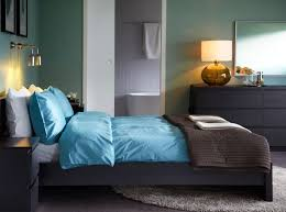 ikea bedroom ideas blue. Ikea Malm Bedroom Ideas Photo - 7 Blue H
