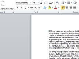 Personal Description University Personal Statement For Biomedical Engineering Read