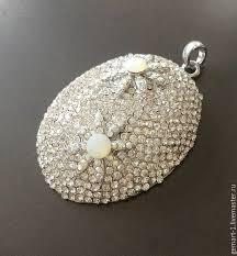 all for jewelry making handmade livemaster handmade big pendant pendant art