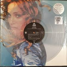 Madonna Ray Of Light Vinyl Clear Madonna Ray Of Light 2019 Clear Vinly Record Store Day Limited Edition 2 Plak
