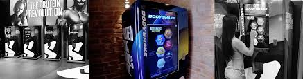 Shake Vending Machine Interesting Packaging And Brand Strategy For Sports Nutrition SmashBrand