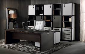 white office desks for home. Office Furniture, Contemporary Desk, Leather White Desks For Home