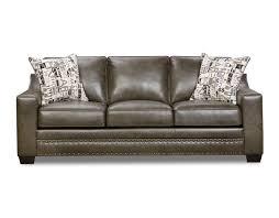 simmons living room furniture. Simmons Upholstery METROPOLITAN Sofa - Slate Living Room Furniture T