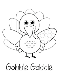 Coloring Pages Thanksgiving Turkey Coloring Pages Cooked Page Free
