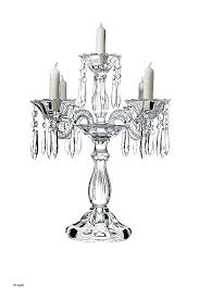 chandeliers chandelier candle holder table chandelier candle holder lovely crystal 5 arm candelabra with prisms