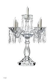 chandelier candle holder table chandelier candle holder lovely crystal 5 arm candelabra with prisms crystal glass chandelier candle holders