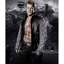Buy Chris Jericho Light Up Jacket Chris Jericho Light Up Jacket