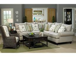 Paula Deen by Craftmaster Living Room Sectional P7117BD Sect