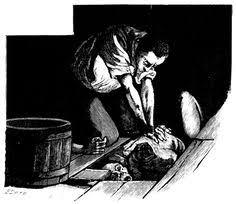 tell tale heart poe edgar allan poe and edgar allan the tell tale heart 1912 by martin van maele engraved by eugene · essay questionsmartin