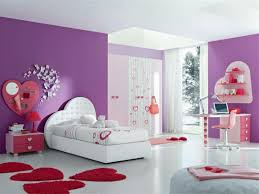 color design for bedroom. Simple Bedroom Design With Purple Theme Color For A