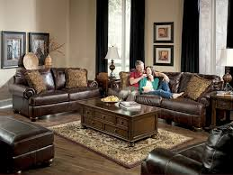 great living room furniture collections homebelle chocolate leather living room furniture set beautiful