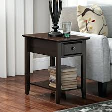 mesmerizing blue three posts end table with storage reviews storage console table target mesmerizing blue three