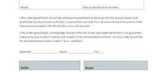 Standard Bill Of Sale For Boat Simple Vehicle Bill Of Sale Form Ericremboldt Com