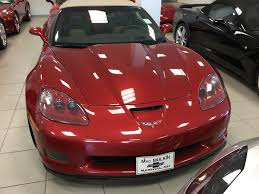 2013 Corvette 427 Convertible – Stock #8893A - Only 5,631 Miles ...
