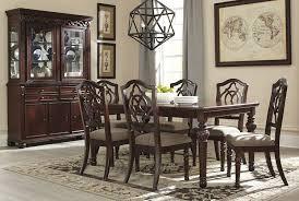 Enchanting Formal Dining Room Sets Ashley Photos House