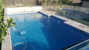 elegant frameless and semi frameless glass pool fence service