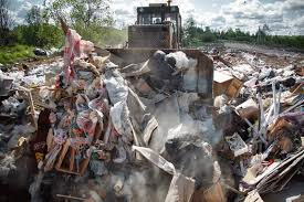 Экологические проблемы Ивановской области Иваново  Утилизация бытовых отходов