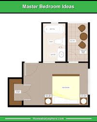 king size bed facing the en suite bathroom and balcony with walk in closet to the left side
