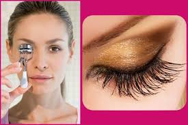 curling eyelashes with makeup stani party s in urdu 2018