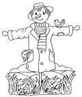 Пальто раскраски для детей