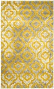 yellow gray rug yellow gray area rug yellow and grey chevron rug