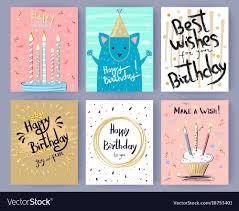 Postcards For Birthday Happy Birthday Collection Of Creative Postcards