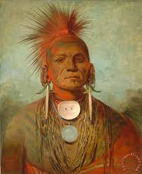 george catlin paintings for