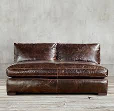 armless corner sofa uk