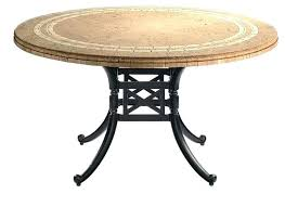 full size of outdoor dining table 8 seater sets round with fire pit mosaic granite top
