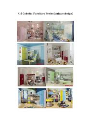 Roco furniture china top 10 brands Furniture Makers Kid Colorful Furniture Seriesunique Design Slideshare Roco Furniture Catalogue