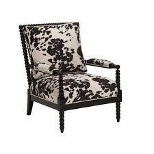 jar designs furniture. JAR Designs \u0027Paloma\u0027 Black Faux Cow Print Chair - Free Shipping Today Overstock.com 16371182 Jar Furniture E