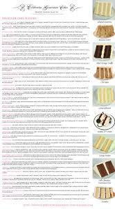 Cake Flavors And Awesome Ideas For Cakes Wedding Cakes Recepten