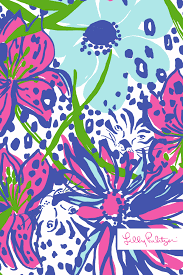 Lilly Pulitzer Patterns Lilly Pulitzer In The Garden Wallpaper For Iphone Patterns We
