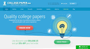 best reviews for online essay writing services college paper org review