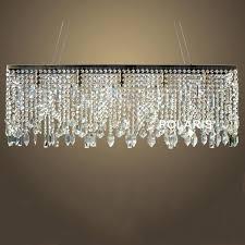 crystal linear chandelier zodiac quartz z lantern linear strand crystal chandelier and decorative hardware inc pollyanna