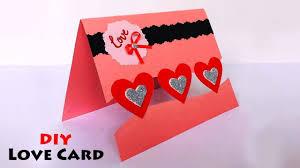 Love Card Design Love Greeting Cards Latest Design Handmade Diy Love Card Card Making Ideas