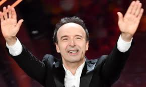 Sanremo 2020, altro boom di ascolti e share al 60% con Roberto Benigni