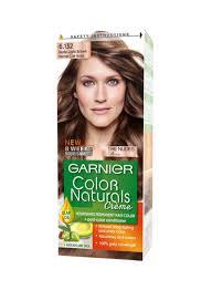 Garnier Light Brown Hair Color Price Color Naturals Permament Hair Color Cream 6 132 Nude Light Brown
