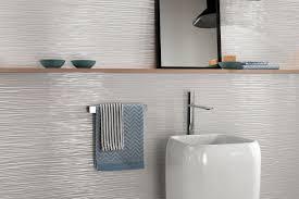 3d wall tile bathroom. Contemporary Tile 3D Wall DesignWaveWellness With 3d Tile Bathroom B