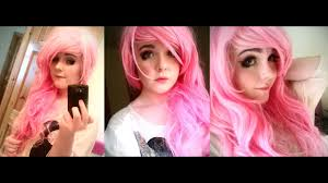 fluttershy cosplay makeup tutorial you